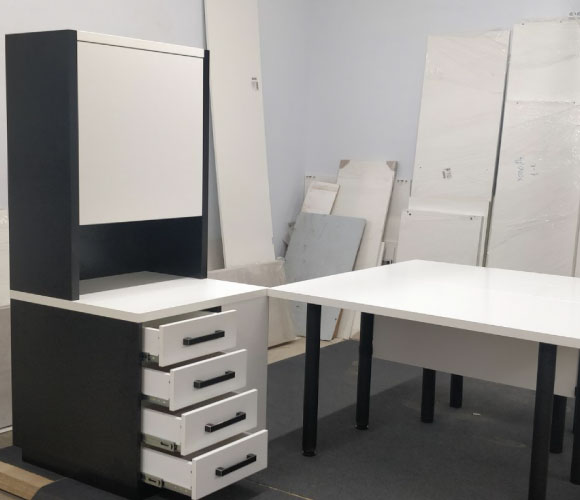 Шкаф, стол-трансформер
